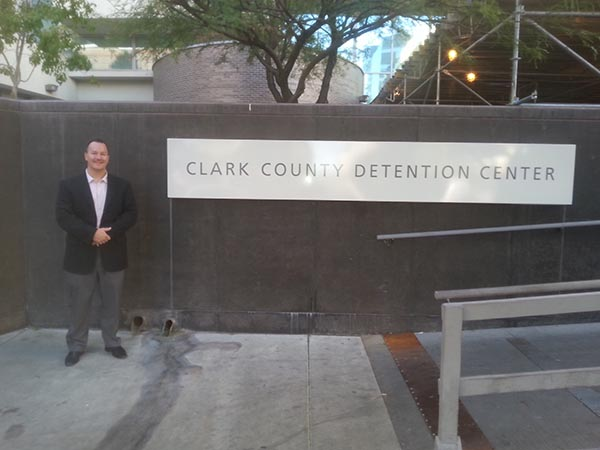 Clark County Bail Bonds Marc Gabriel