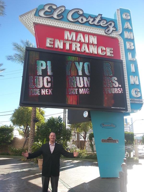 Las Vegas Bail Bonds Agent Marc Gabriel