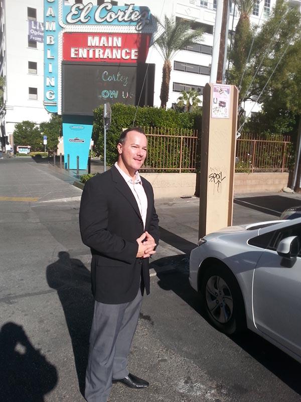 Clark County Bail Bondsman Marc Gabriel