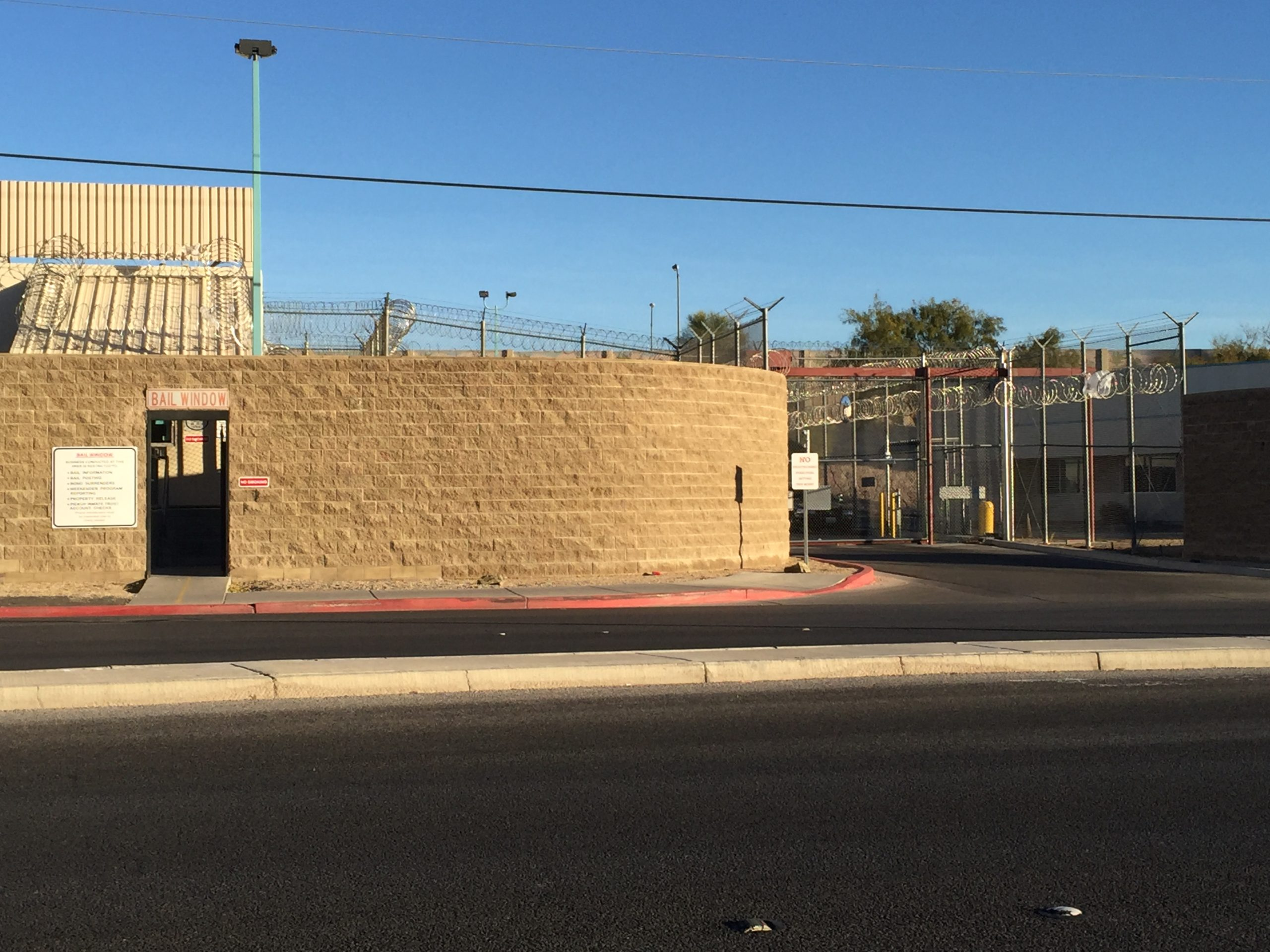 North Las Vegas Detention Center
